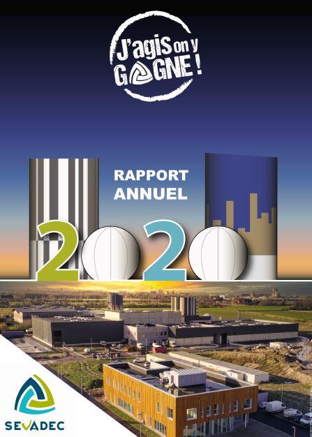 le rapport d'activité 2020 est en ligne !